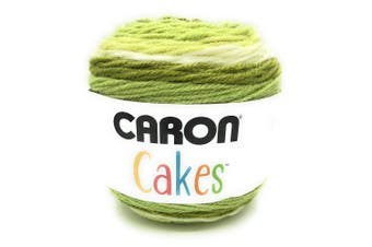 Caron Cakes Self-Striping Yarn ~ PISTACHIO ~ 210ml Cake by the Each