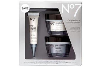 No7 Early Defence Skincare System