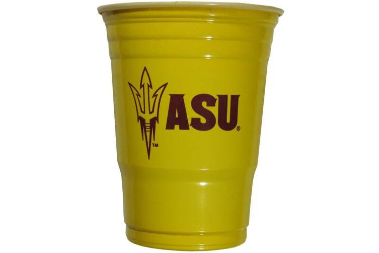 (Arizona State Sun Devils) - NCAA Game Day Cups, 530ml ,18 cups