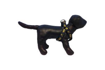 (Virginia Commonwealth) - NCAA Collegiate Dog Harness (Small)