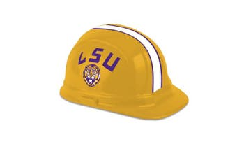 (LSU Tigers) - NCAA Packaged Hard Hat