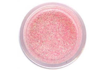 Baby Pink Disco Dust Glitter 5g - Baking and Decorating Lustre Dusts from Bakell