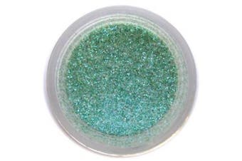 Light Teal Blue Disco Dust 5 grammes - Baking and Decorating Lustre Dusts from Bakell