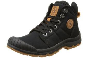 (7.5 UK, Black (Tenere Light)) - Aigle Tenere Light, Women's High Rise Hiking Shoes