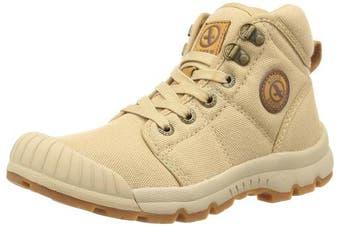 (4 UK, Beige (Tenere Light)) - Aigle Tenere Light, Women's High Rise Hiking Shoes