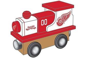 (Detroit Red Wings) - MasterPieces NHL Detroit Red Wings Toy Train