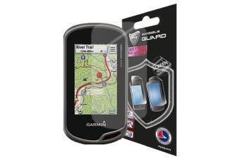 Garmin Oregon 600 600t 650 650t ( 2 units ) Screen Skin Protector Shield Ultra HD Clear Film Anti Scratch Skin Guard - Smooth / Self-Healing / Bubble -Free+ Lifetime Replacements