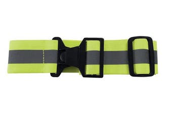 (Neon Yellow) - 360 USA Reflective Belt