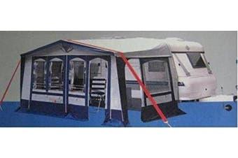 Sturmband 12.5 M Storm-Proof Awning Canopy Dachhalteband Black