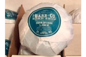 ONE Spanish Lime Scent Bath Bomb by Barr Co