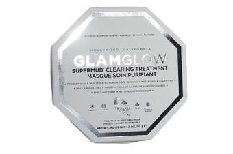(50ml, SUPERMUD (White Box)) - Glamglow Supermud Clearing Treatment, 50ml