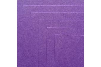 (Grape Jelly) - Grape Jelly Purple Cardstock Paper - 30cm x 30cm 45kg. Heavyweight Cover - 25 Sheets from Cardstock Warehouse