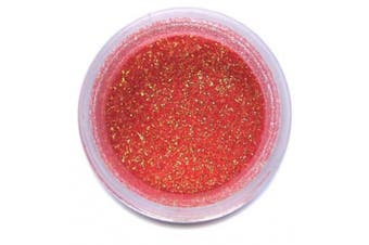 Strawberry Disco Dust, 5 Grammes - Baking and Decorating Dusts from Bakell