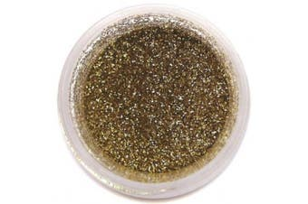 American Gold - Disco Dust - 5 Grammes - Baking and Decorating Lustre Dusts from Bakell