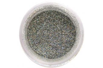 Silver Hologram Disco Dust Glitter 5 grammes - Baking and Decorating Lustre Dusts from Bakell