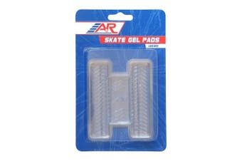A & R Sports Lace Bite Skate Gel Pad (Pair)