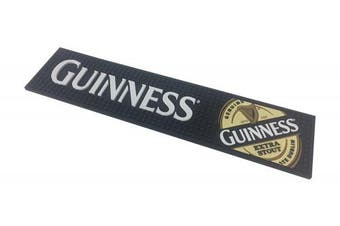 Guinness Extra Stout Professional Bar Mat Spill Mat Rail Drip Mat