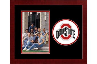 NCAA Ohio State Buckeyes University Spirit Photo Frame