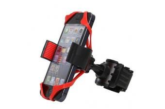 Bike Phone Holder,Saingace Bicycle Bike Handlebar Mount Holder Universal For Cell Phone GPS