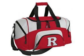 Small Rutgers Duffle or Small Rutgers University Gym Bag