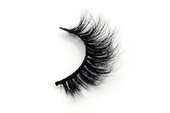 (D627) - Arison Lashes 3D Fake Eye Lash False Eyelashes Hand-made Natural Look for Makeup