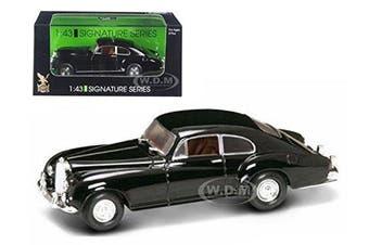 1954 BENTLEY R TYPE BLACK 1/43 DIECAST MODEL CAR BY ROAD SIGNATURE 43212