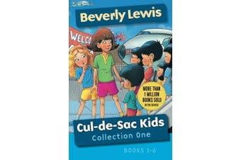 Cul-De-Sac Kids Collection One: Books 1-6 (Cul-de-Sac Kids)