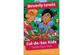 Cul-De-Sac Kids Collection Two: Books 7-12 (Cul-de-Sac Kids)