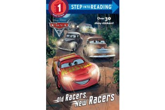 Fall 2017 Cars 3 Deluxe Step Into Reading (Disney/Pixar Cars 3) (Step Into Reading)