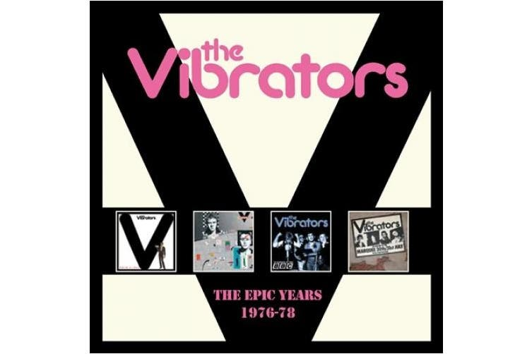 The Epic Years 1976-1978 [Box] *