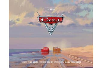 Cars 3 (The Art of)