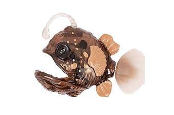 """Goliath 82990cm Robo Fish Deep Sea Anglerfish"""" Brown Robot Toy"""
