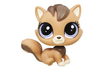 Littlest Pet Shop Get the Pets Single #202 Sweetly Ganache the Kitty
