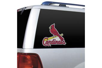 (St. Louis Cardinals) - MLB Large Die Cut Window Film