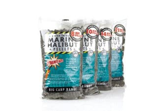 (4 mm) - Dynamite Baits Marine Hal Pellets 4 mm 900g