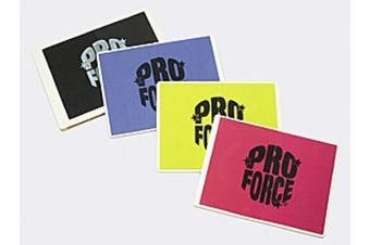 (0.6cm  thick, Yellow) - Pro Force Rebreakable Boards