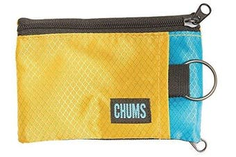 (Mustard Yellow & Horizon Blue) - Chums Surfshort Wallet