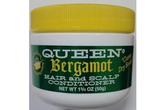 Queen Bergamot Hair and Scalp Conditioner (50ml)