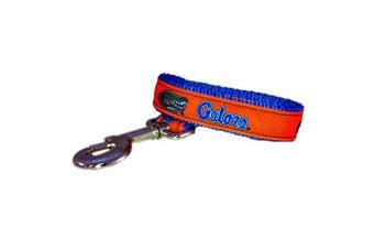 (Small) - FLORIDA DOG LEASH-FLORIDA GATORS DOG LEASH-2 SIZES (1.8m-LARGE)