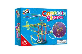 (1, A) - Construction - Connecta Straws - Galt