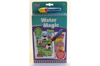 (Farm) - Galt Toys Inc Water Magic Farm