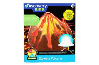 Discovery Kids Glowing Volcano by Horizon Group USA