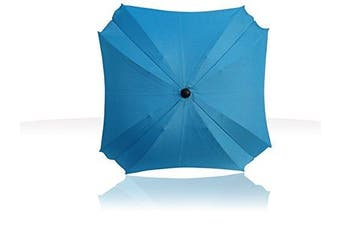 (Maritime) - Universal Pram Sun Parasol with Flexible Arm, Parasol with UV Protection, Diameter 68 cm,