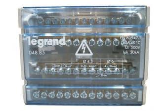 Legrand 4P/40A 004885 Monobloc Modular Distribution Block