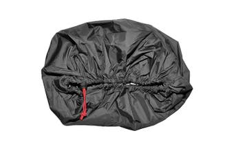 Fomito Camera Rain Cover Coat Bag Protector Rainproof Waterproof for Canon Nikon Pendax Sony DSLR etc