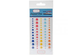 Let's Cruise Enamel Dots 60/Pkg