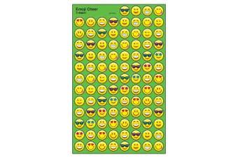 TREND enterprises, Inc. Emoji Cheer superSpots Stickers, 800 ct