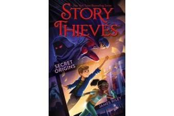 Secret Origins, Volume 3 (Story Thieves)