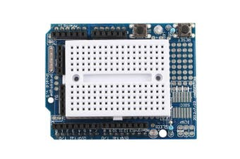 HALJIA ProtoShield Prototype Expansion Board with Mini Expansion Bread Board For Arduino UNO Maga Nano DUE Robot
