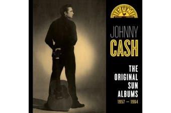Original Sun Albums: 1957-1964 [Box]